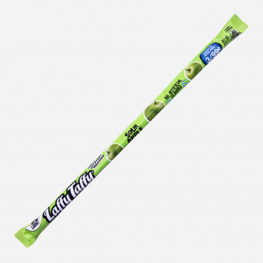 Wonka Laffy Taffy Sour Apple