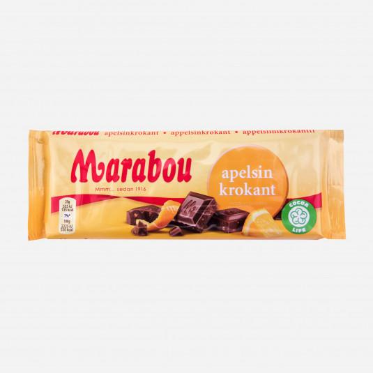 Marabou Apelsinkrokant