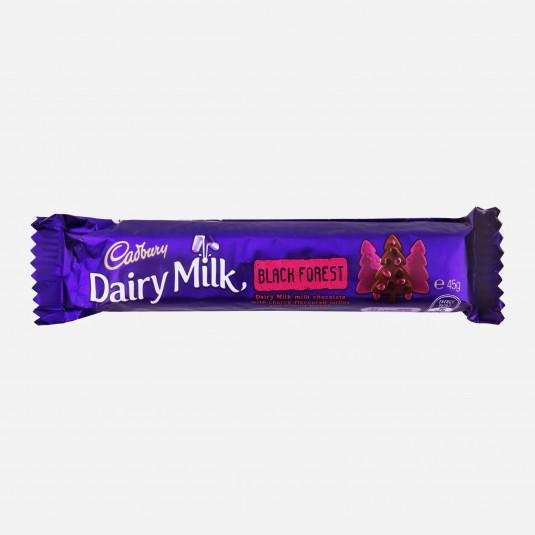 Dairy Milk Black Forest
