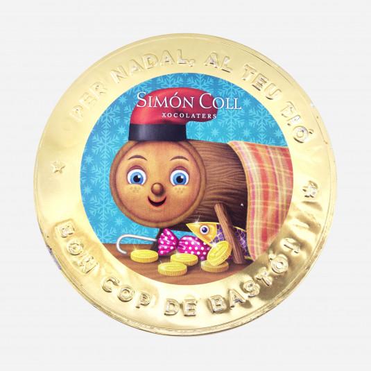 Medallon Simon Coll Tio
