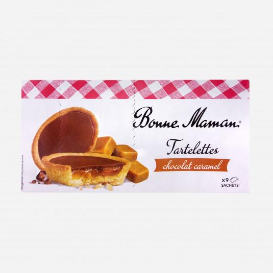 Tartelettes Caramel Bonne Maman