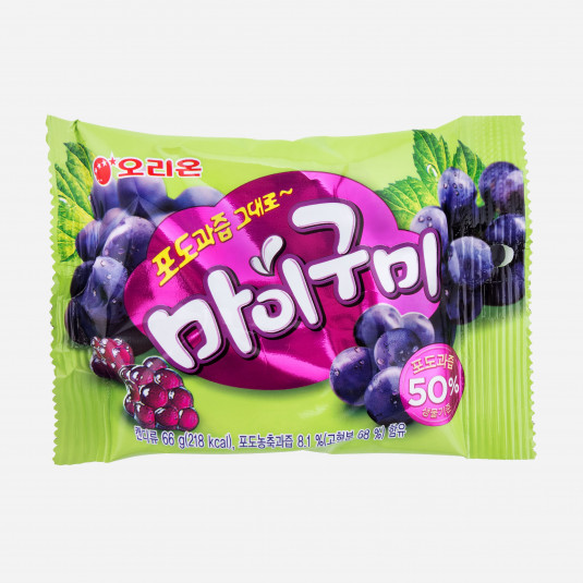 My Gummy Grape
