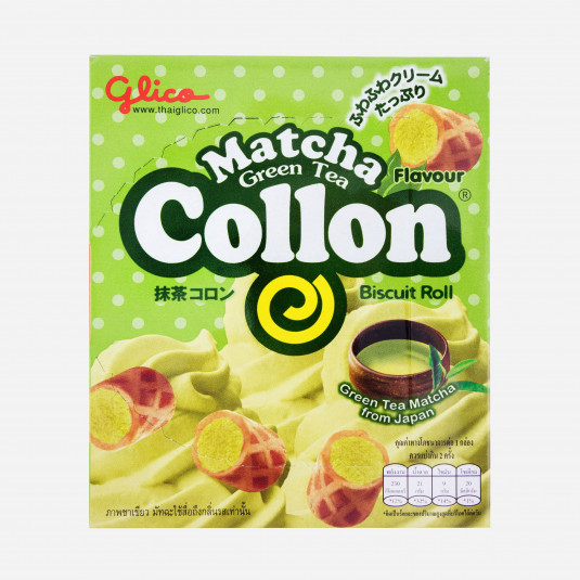Glico Matcha Collon