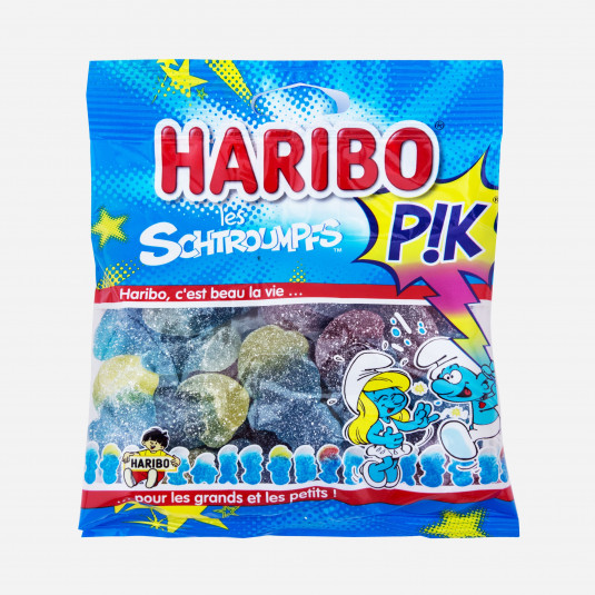 Haribo Schtroumpfs Pik