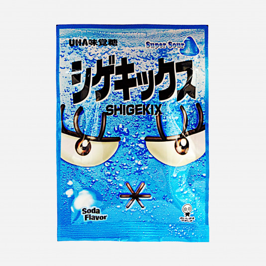 Shigekix Super Soda