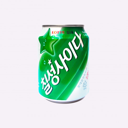 Lotte Chilsung Cider