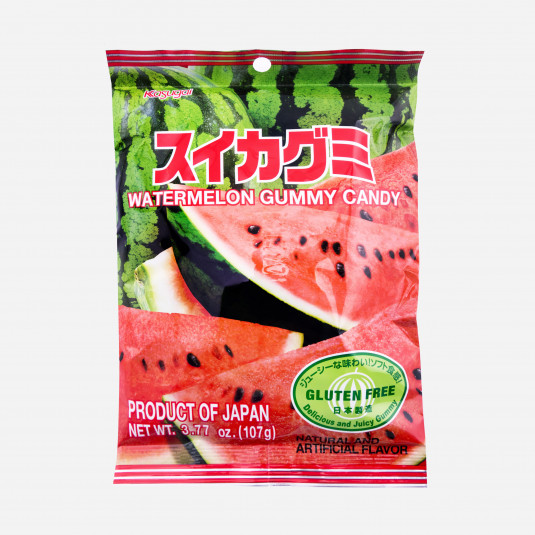 Kasugai Watermelon Gummy