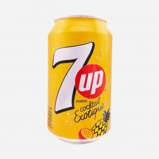 Seven Up Cocktail Exotique
