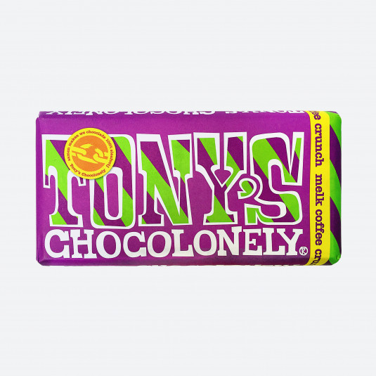 ony's Chocolonely Melk Coffee Crunch