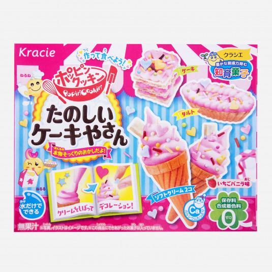 Kracie Tanoshi Cake Yasan