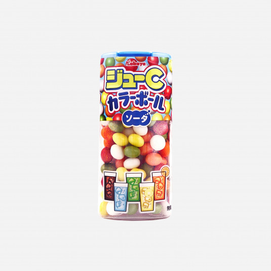 Juu-C Ball Soda Drops