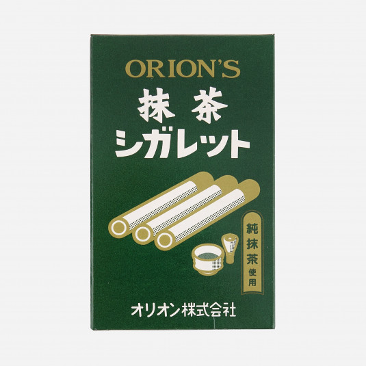 Orion Matcha Green Tea Sticks