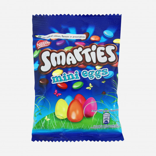 Smarties Mini Eggs