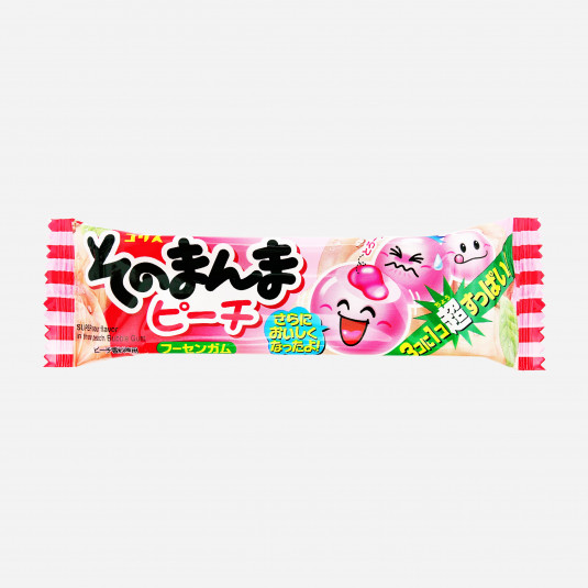 Peach Soft Chewing Gum