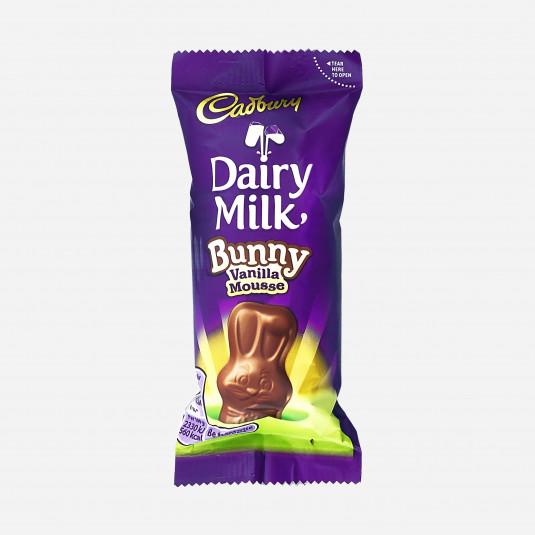 Dairy Milk Bunny Vanilla Mousse