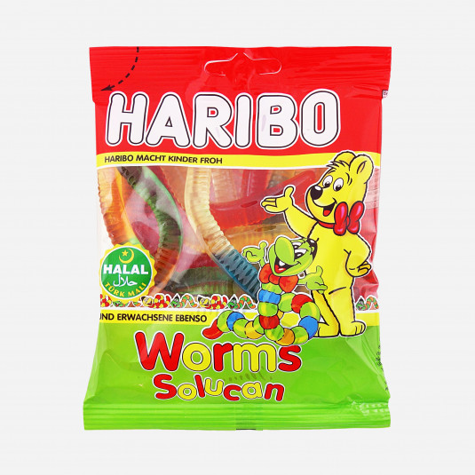 Haribo Worms