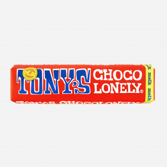 Tony's Chocolonely Melk Riegel