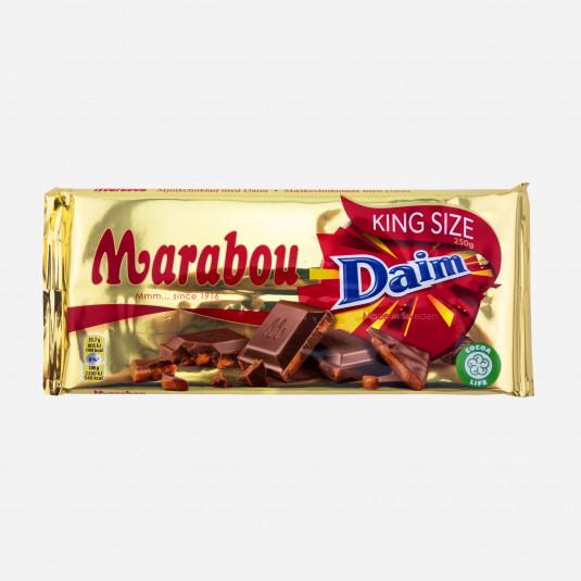 Marabou Daim King Size