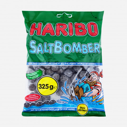 Haribo Saltbomber