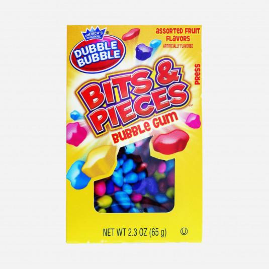 Dubble Bubble Bites & Pieces