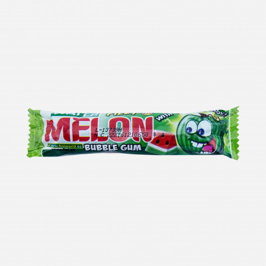 Fizzy Watermelon Bubble Gum