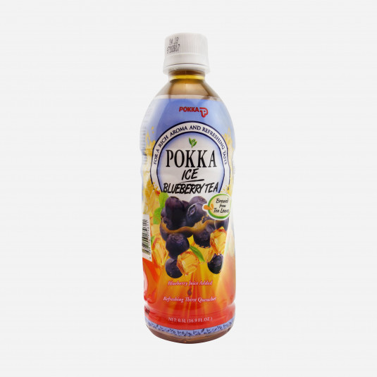 Pokka Blueberry Tea