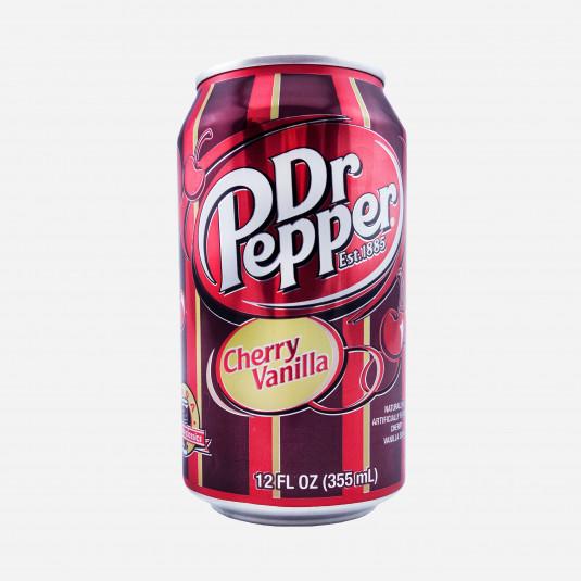 Dr. Pepper Cherry Vanilla