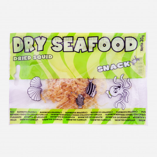 Dry Seafood Dried Squid