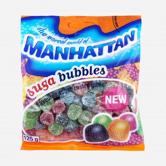 Manhattan Suga Bubbles