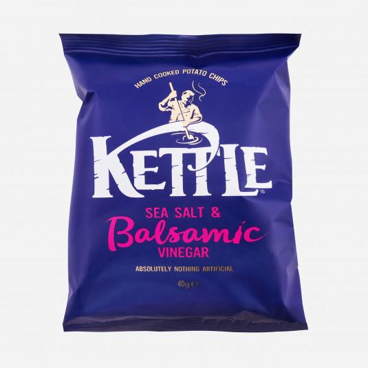 Kettle Chips Sea Salt & Balsamico