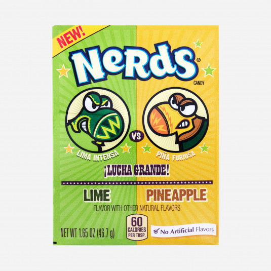 Nerds Lime Pineapple
