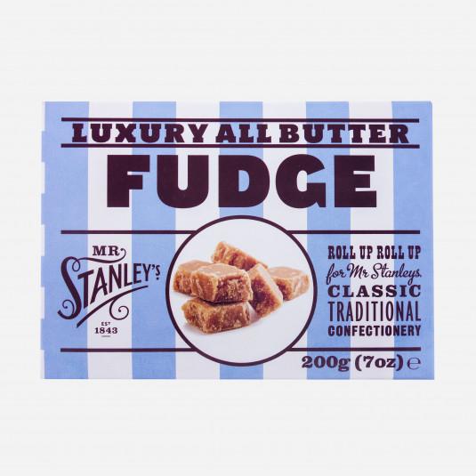 Luxury All Butter Fudge