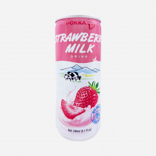 Pokka Strawberry Milk