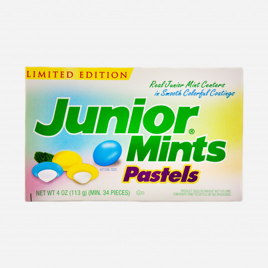 Junior Mints Easter Pastels