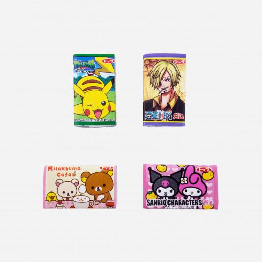 Japan Comic Chewing Gum