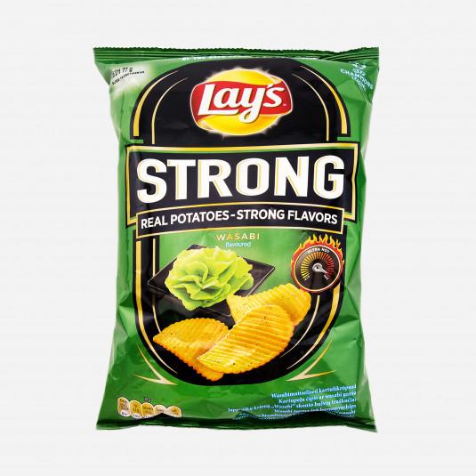 Lays Strong Wasabi