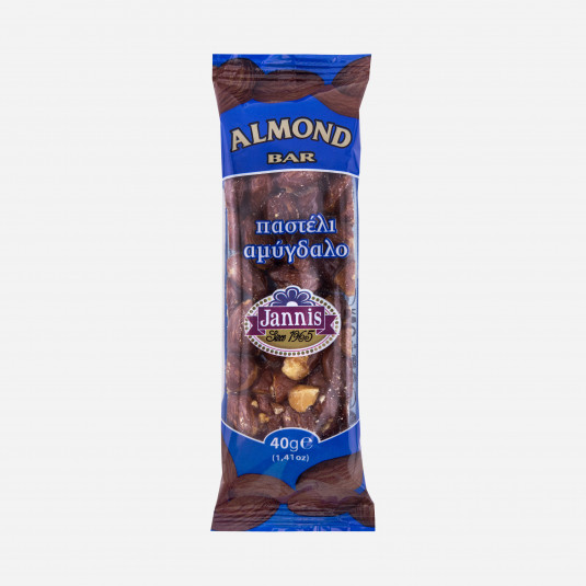 Jannis Almond Bar