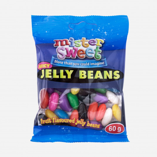 Mister Sweet Juicy Jelly Beans