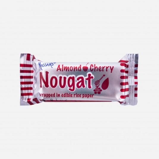 Almond Cherry Nougat