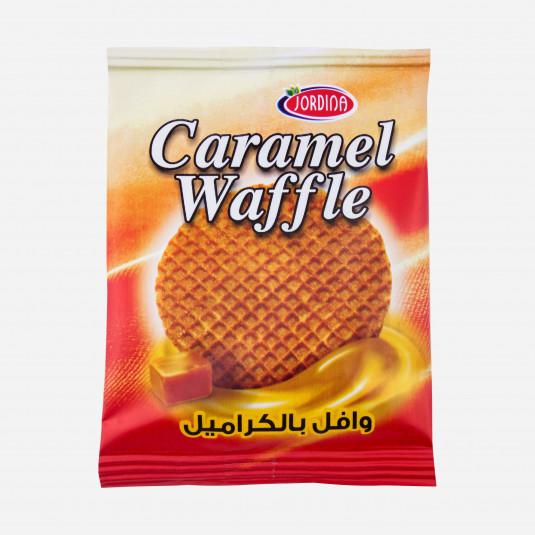 Jordina Caramel Waffle