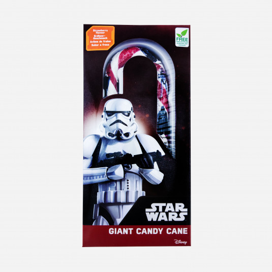 Star Wars Giant Candy Cane