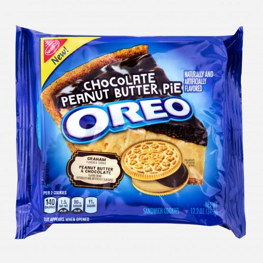 Oreo Chocolate Peanut Butter