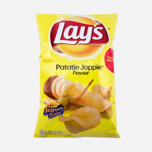 Lays Patatje Joppie Big