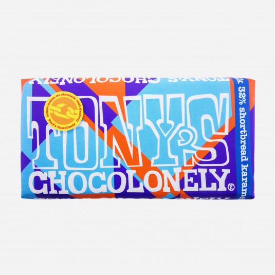 Tony's Chocolonely Shortbread Karamel