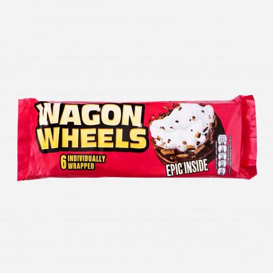 Wagon Wheels 6er