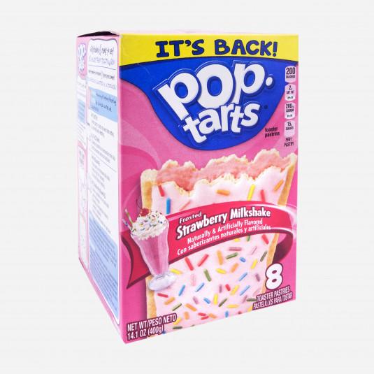 Pop Tarts Strawberry Milkshake