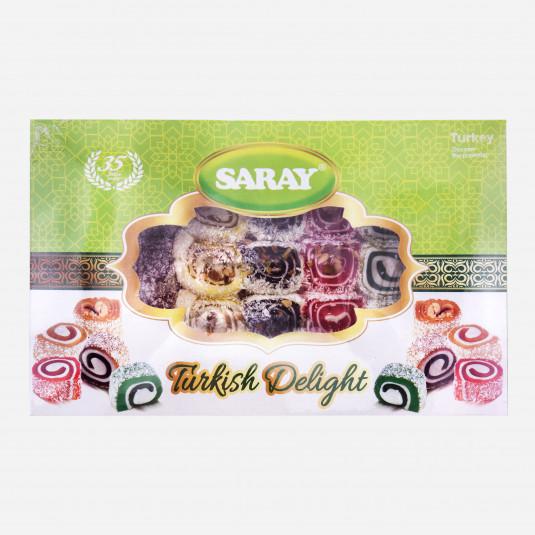Saray Turkish Delight grün