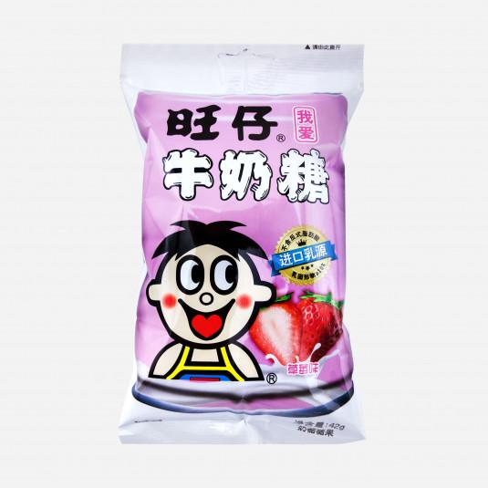 Wangzai Erdbeerbonbons
