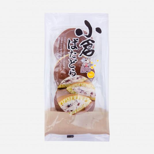 Tsubu Azuki Butter Dorayaki