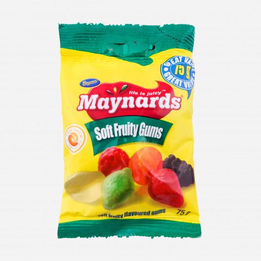 Maynards Soft Fruity Gums
